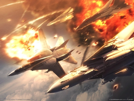 Ace Combat 5: The Unsung War poster #11