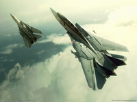 Ace Combat 5: The Unsung War poster