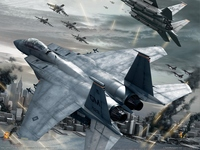 Ace Combat 6: Fires of Liberation poster