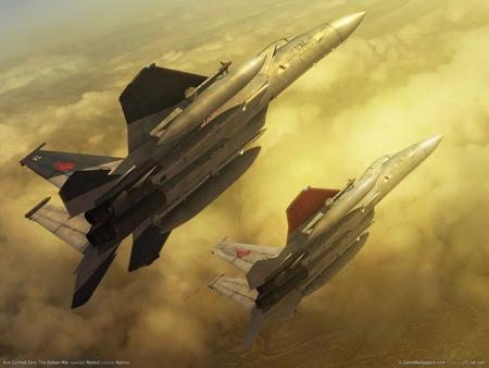Ace Combat Zero: The Belkan War poster #18