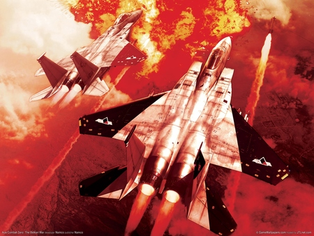 Ace Combat Zero: The Belkan War poster #19