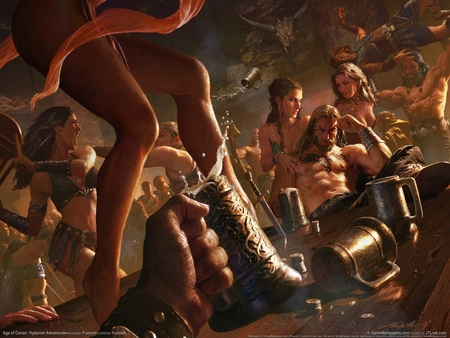 Age of Conan: Hyborian Adventures poster #35