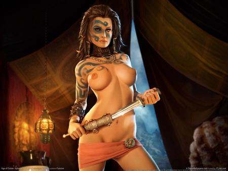 Age of Conan: Hyborian Adventures poster #37