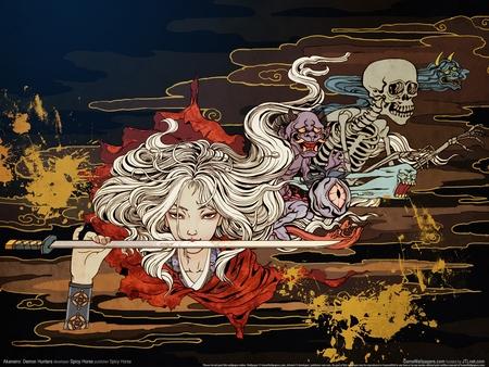 Akaneiro: Demon Hunters poster #77