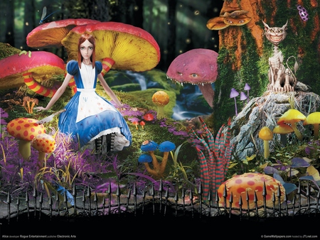 Alice poster #85