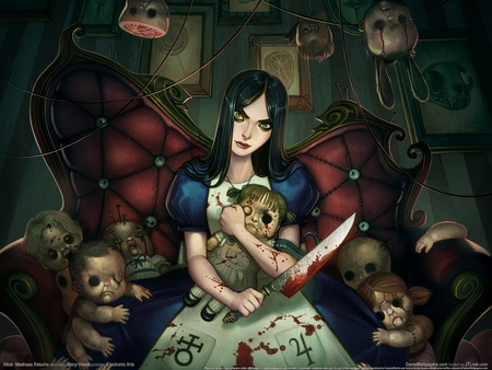 Alice: Madness Returns poster #86