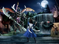 Alice: Madness Returns poster