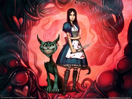 Alice: Madness Returns poster #88
