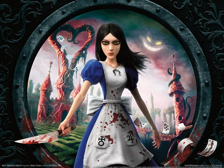 Alice: Madness Returns poster #89