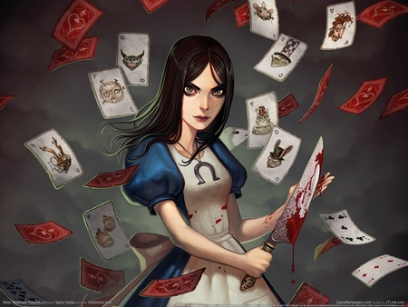 Alice: Madness Returns poster #90