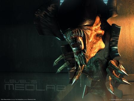 Alien Resurrection poster #93