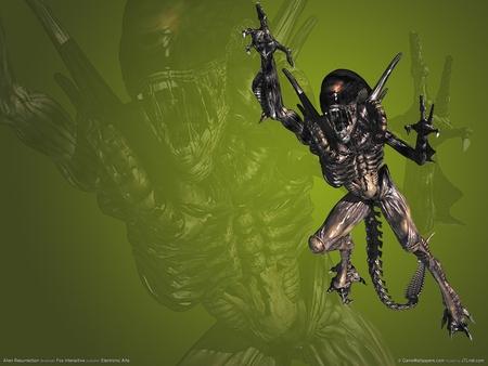 Alien Resurrection poster #94
