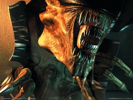 Alien Resurrection poster #95