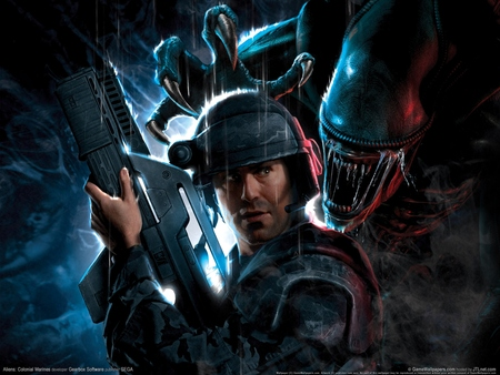 Aliens: Colonial Marines poster #127