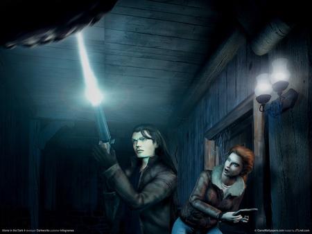Alone in the Dark 4 poster #147