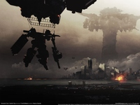 Armored Core: Verdict Day poster
