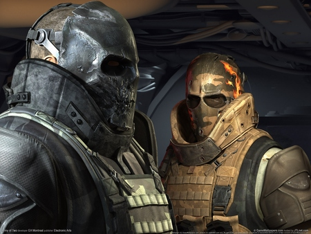 Army of Two poster #195