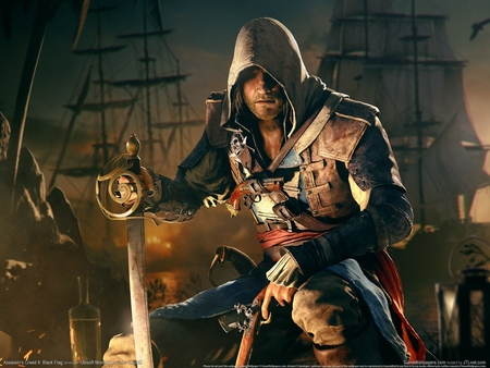 Assassin's Creed 4: Black Flag poster #219