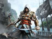 Assassin's Creed 4: Black Flag poster