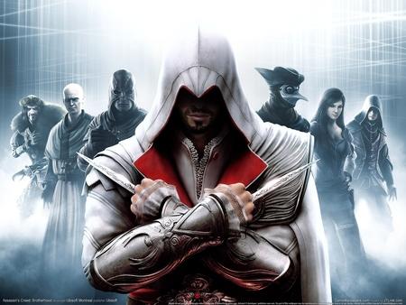 Assassin S Creed Brotherhood Poster 280 Gameposter2 Com