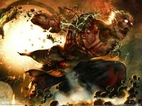 Asura's Wrath poster