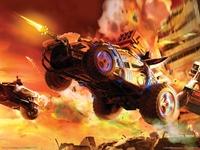 <em>CLASSIC:</em> Auto Assault poster