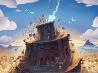 Babel Rising poster