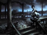 Baldur's Gate 2 poster