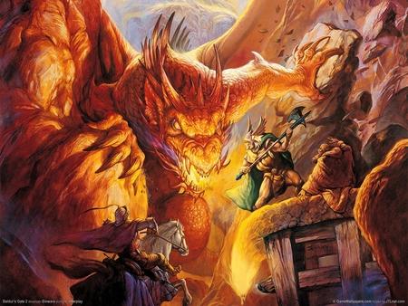 Baldur's Gate 2 poster #325