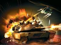 Battlefield 2: Modern Combat poster