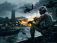 Battlefield 4 fan art poster
