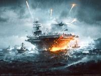 Battlefield 4: Naval Strike poster