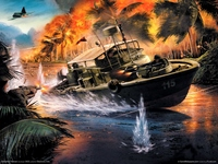 Battlefield Vietnam poster