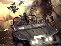 Battlefield: Bad Company poster