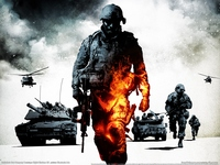 Battlefield: Bad Company 2 poster