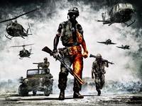 Battlefield: Bad Company 2 Vietnam poster