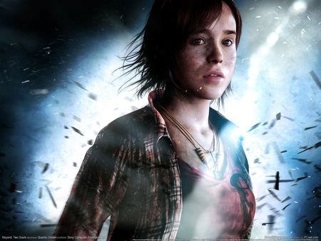 Beyond: Two Souls poster #423