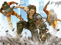 Bionic Commando poster