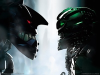 Bionicle Heroes poster