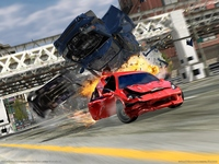 Burnout 3: Takedown poster