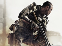 Call of Duty: Advanced Warfare poster