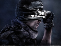 Call of Duty: Ghosts poster