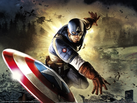 Captain America: Super Soldier poster #585