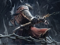 Castlevania: Lords of Shadow poster