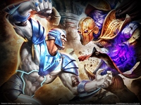 Champions Online poster