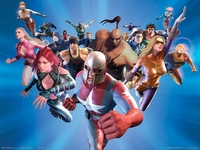 <em>CLASSIC:</em> City of Heroes poster