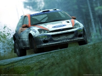 Colin McRae Rally 3 poster