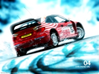 Colin McRae Rally 4 poster