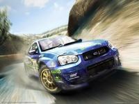 Colin McRae Rally 5 poster
