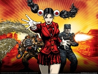 Command & Conquer: Red Alert 3 Uprising poster